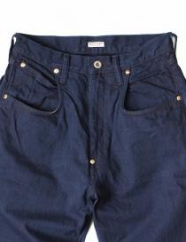 Pantalone indigo Kapital prezzo