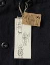 Giubbino multiuso Kapital Tri-P coat EK-395 colore navyshop online giubbini donna