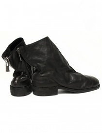 Guidi 986 black leather ankle boots price