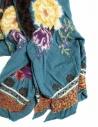 Sciarpa Kapital colore azzurroshop online sciarpe