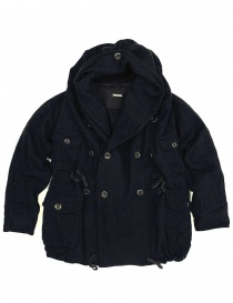 Kapital multi-purpose EK-487 navy jacket EK-487 NAVY