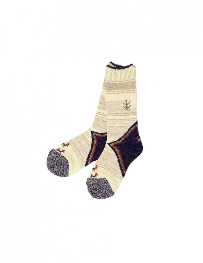Kapital ivory socks K1610XG591-A socks online shopping