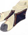 Kapital ivory socks shop online socks