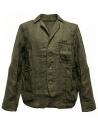 Giacca Kapital colore verde militare acquista online K1604LJ108