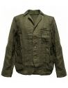 Giacca Kapital colore verde militare acquista online K1604LJ108 KHAKI
