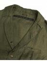 Giacca Kapital colore verde militare K1604LJ108 KHAKI prezzo