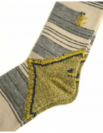 Kapital beige socks