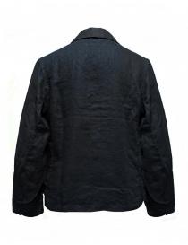 Kapital navy blue linen jacket