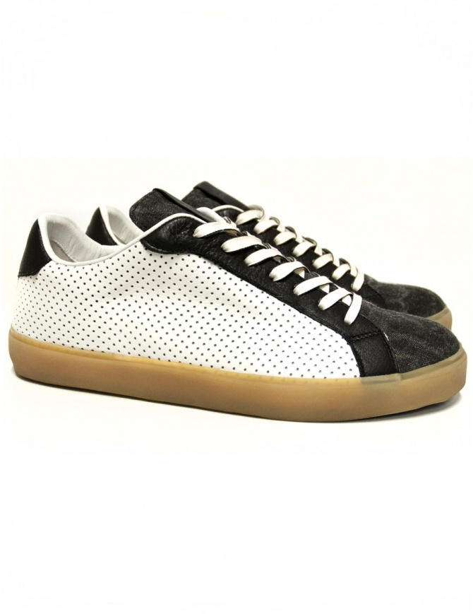 Sneakers Leather Crown Moneside MONESIDE-CER calzature uomo online shopping
