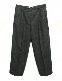 Womens trousers online: Cellar Door Iris grey trousers