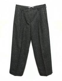 Pantalone Cellar Door Iris colore grigio online