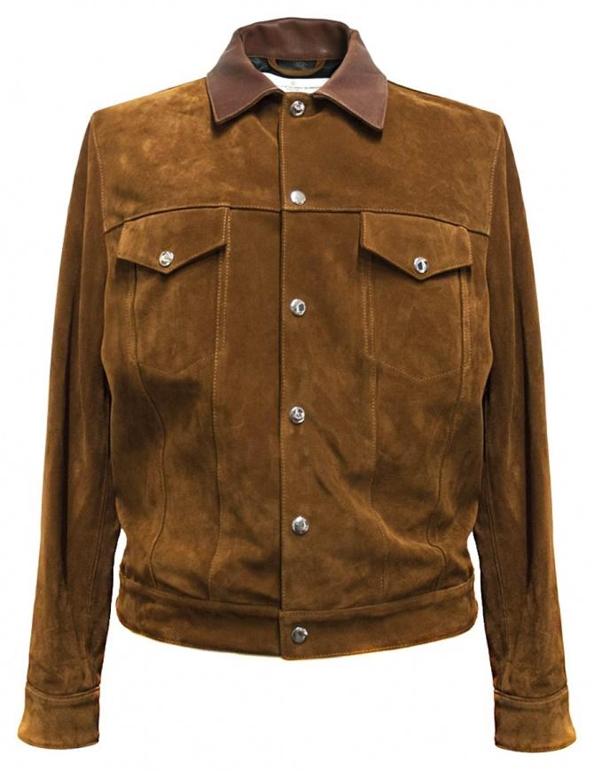 Golden Goose Western jacket G30MP538.A2 mens jackets online shopping