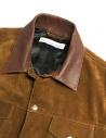Golden Goose Western jacket shop online mens jackets