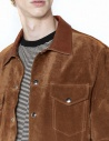 Golden Goose Western jacket G30MP538-A2 price