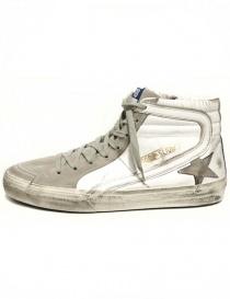 Sneaker Golden Goose Slide colore bianco acquista online