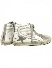 Golden Goose Slide white sneakers price
