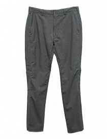 Mens trousers online: Sage de Cret grey pants