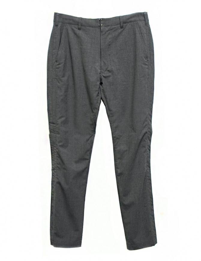 Pantalone Sage de Cret colore grigio 31-70-8996-P pantaloni uomo online shopping