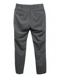Pantalone Sage de Cret grigi misto lana