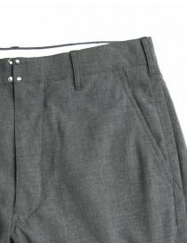 Pantalone Sage de Cret colore grigio prezzo
