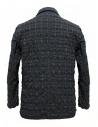 Giacca Sage de Cret a quadri tessuto in rilievo grigioshop online giacche uomo