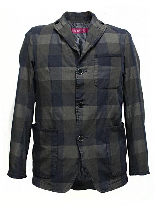 Giacca Sage de Cret a quadri 31-70-3980 JACKET COL53 giacche uomo online shopping