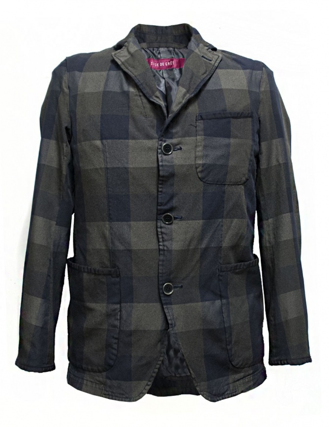 Sage de Cret checked jacket 31-70-3980 JACKET COL53 mens suit jackets online shopping