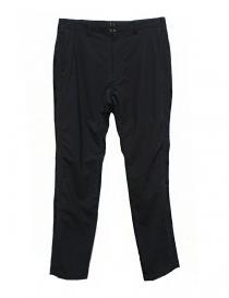 Pantalone Sage de Cret blue in lana online