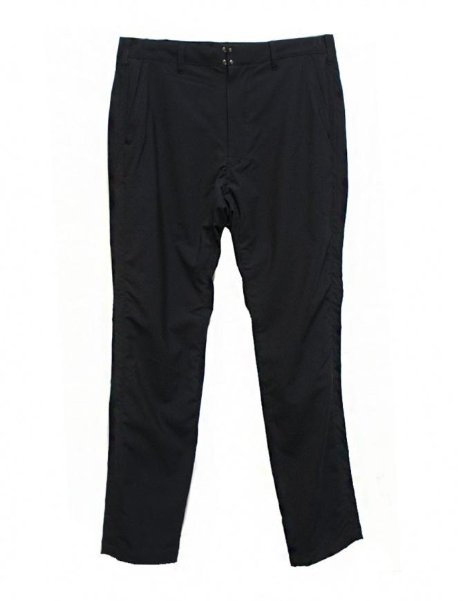 Pantalone Sage de Cret blue in lana 31-70-8996 PANT COL20 pantaloni uomo online shopping
