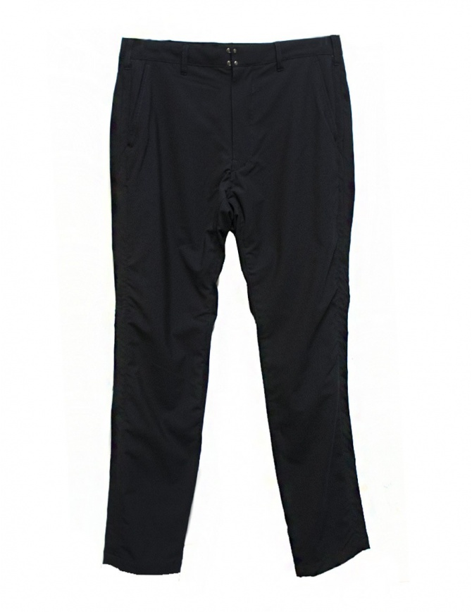 Sage de Cret navy wool pants 31-70-8996 PANT COL20 mens trousers online shopping