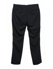 Pantalone Sage de Cret blue in lana