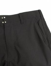 Pantalone Sage de Cret blue in lana prezzo
