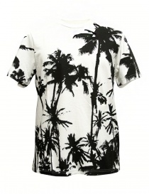 Golden Goose White Palms t-shirt online