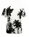 T-shirt Golden Goose White Palmsshop online t shirt uomo