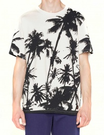 Golden Goose White Palms t-shirt price