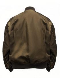Giubbino Golden Goose Oversized Bomber colore marrone prezzo