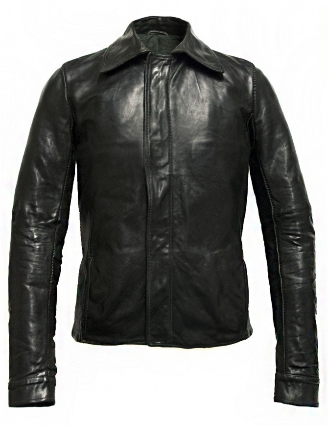 Carol Christian Poell Overlock leather jacket LM-2198-CORS-PTC-12 mens jackets online shopping