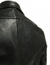 Carol Christian Poell Overlock leather jacket price