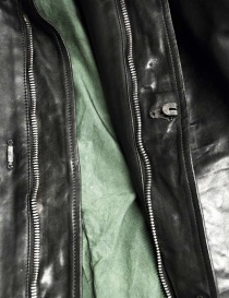 Carol Christian Poell Overlock leather jacket buy online price
