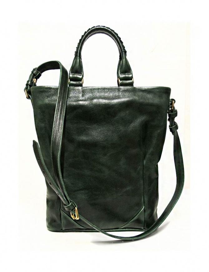 Cornelian Taurus Pick by Daisuke Iwanaga bag green color PICK-TOTE-MINI-GREEN bags online shopping