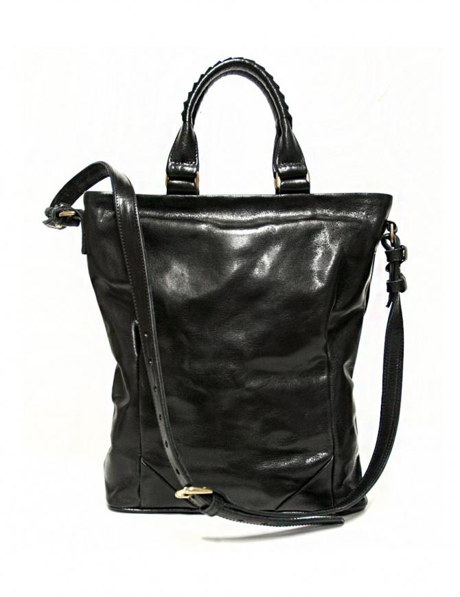 Borsa Cornelian Taurus Pick by Daisuke Iwanaga colore nero PICK-TOTE-MINI-BLK borse online shopping