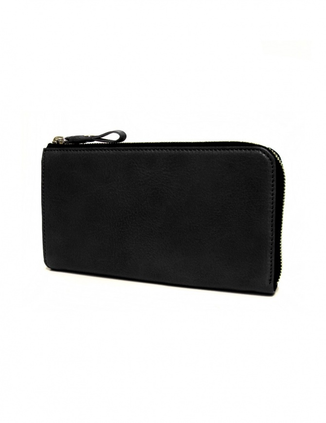 Cornelian Taurus Tower black leather wallet TOWER-WALLET-BLK wallets online shopping