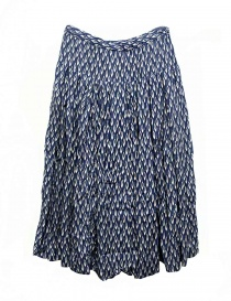Casey Casey bloom indigo skirt online