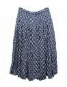 Casey Casey bloom indigo skirt buy online 08FJ42-BLOOM-INDIGO