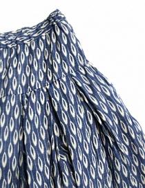 Casey Casey bloom indigo skirt price