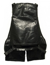 Carol Christian Poell leather vest bag