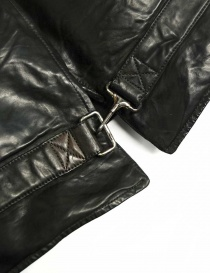 Gilet borsa Carol Christian Poell in pelle gilet uomo acquista online