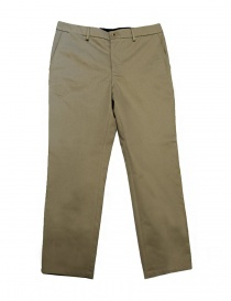 Mens trousers online: Golden Goose Chino beige pants