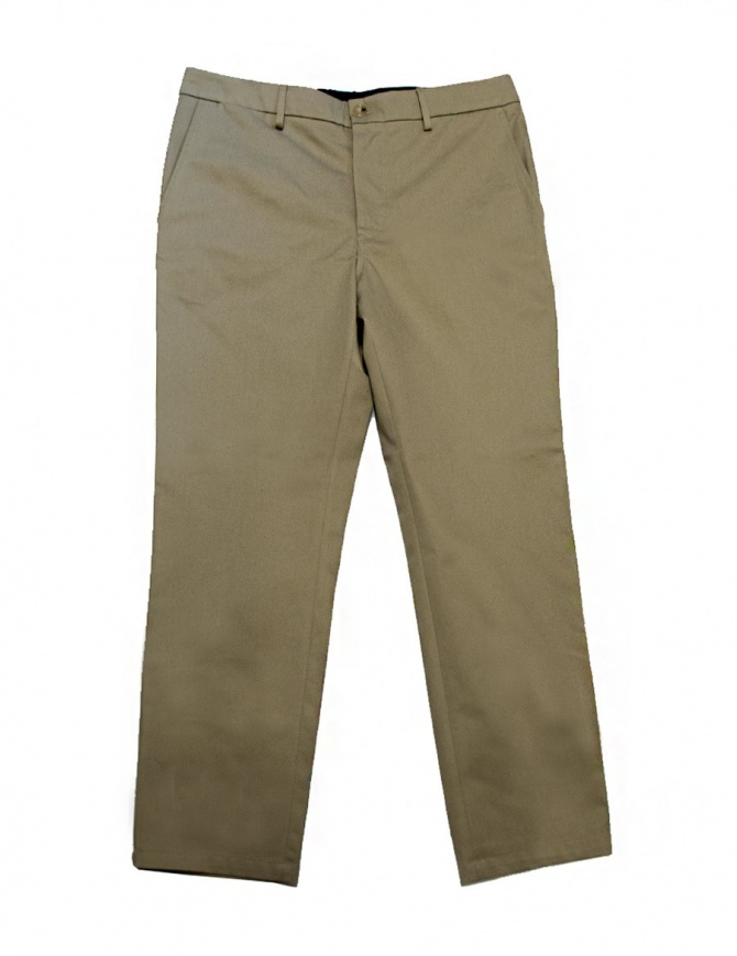 Pantalone Golden Goose Chino colore beige G30MP502 pantaloni uomo online shopping