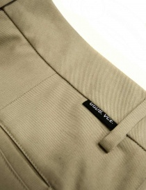 Pantalone Golden Goose Chino colore beige prezzo
